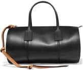 Loewe Barrel Leather Tote - one size