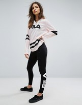 Fila Essential Leggings With Ankle Logo