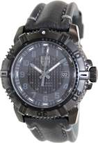 Luminox Men's Modern Mariner 6251.BO Leather Swiss Quartz Watch