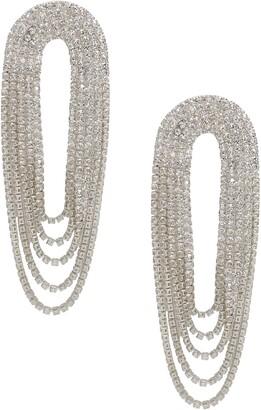 Ettika Crystal Chandelier Earrings