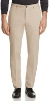Canali Stretch Twill Regular Fit Chinos