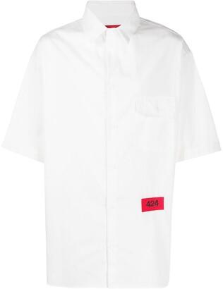 Button Down Flap Pocket Shirt