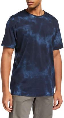 Theory Men's Prism Tie-Dye Short-Sleeve T-Shirt