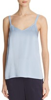 Vince Wide Strap Satin Camisole