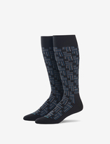 Tommy John TCF Print Over the Calf Dress Sock