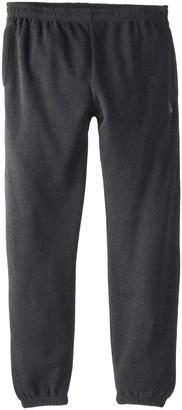 U.S. Polo Assn. Men's Big-Tall Classic Closed Bottom Fleece Pants