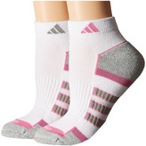 adidas ClimaLite® II 2-Pair Low Cut Socks