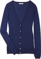 Crumpet V-neck cashmere cardigan