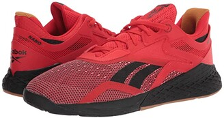 Reebok Nano X (Black/True Grey) Men's Shoes