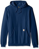 Carhartt Men's Big & Tall Midweight Sweatshirt Hooded Pullover Original Fit K121