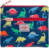 Cath Kidston Dino Stamps Kids Double Zip Pencil Case
