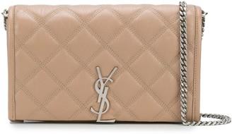 Saint Laurent Becky quilted shoulder bag
