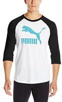 Puma Men's Graphic Raglan Shirt