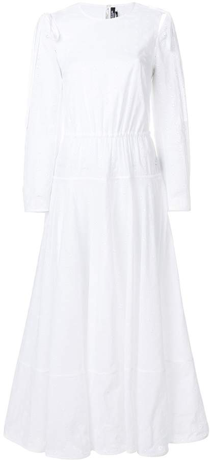 683be30e74e Embroidered Peasant Dress - ShopStyle