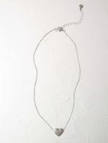 White Stuff Heart pendant necklace