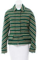Marni Knit Short Coat
