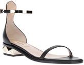 Valentino Garavani stud heel sandal