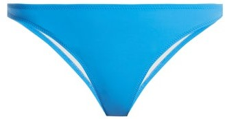 Solid & Striped The Rachel Bikini Briefs - Womens - Blue