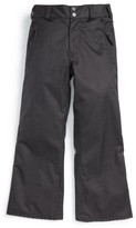 Volcom Boy's 'Grimshaw' Insulated Snow Pants