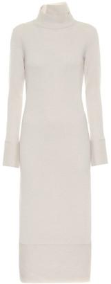 Agnona Wool and cashmere midi dress