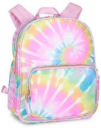 Stoney Clover Lane Small Tie-Dye Nylon Backpack