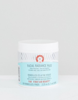 First Aid Beauty Facial Radiance Pads 60 ct-No Color