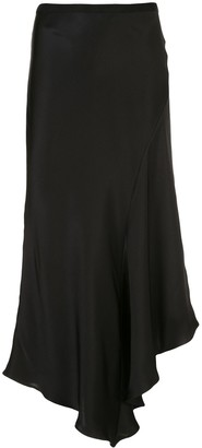 Anine Bing Bailey asymmetric skirt