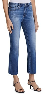 AG Jeans Slim Flare Leg Jeans in 16 Years Boondock