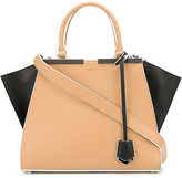 Fendi Bicolor 3Jours Tote Bag