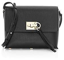 Salvatore Ferragamo Women's Small Studio Leather Crossbody Bag