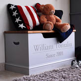 Chatsworth Cabinets Personalised Toy Box Or Storage Chest
