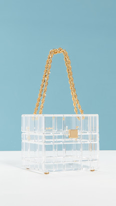 Cult Gaia Phaedra Top Handle Bag