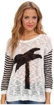 Kensie Fine Gauge Slub Sweater KS7K5472