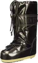 Moon Boot Vinile Met Boots New Size 8.5 Ladies Sh.