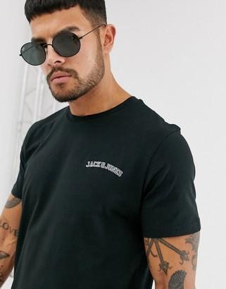 Jack and Jones Originals logo t-shirt