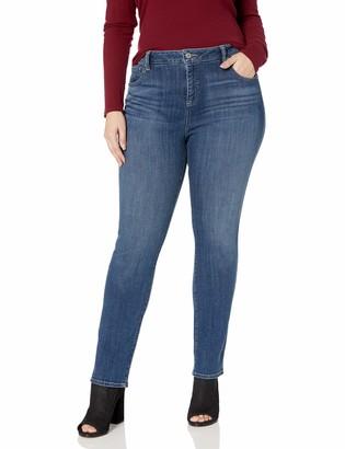 Lucky Brand Women's Plus Size Emma Straight