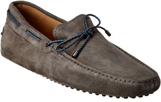 Tod's Gommino Suede Driver