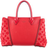 Louis Vuitton Monogram Velours W PM