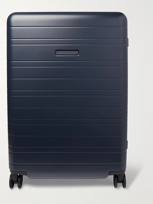 Horizn Studios H7 77cm Polycarbonate Suitcase - Men - Blue