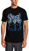 Ghost Men's Papa and Band Short Sleeve T-Shirt