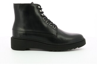 Kickers Adhemar Leather Ankle Boots