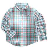 Vineyard Vines Toddler's, Little Boy's & Boy's Higgins Beach Gingham Shirt