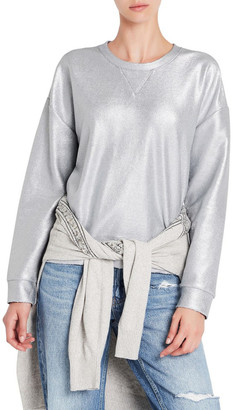 Sass & Bide Metallic Magic Sweater