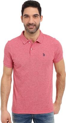 U.S. Polo Assn. Men's Twisted Yarn Polo Shirt