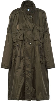 Prada Drawstring Waist Raincoat