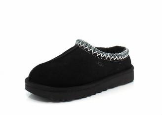 UGG Womens Tasman Black Slipper - 8