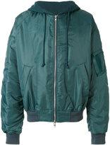Juun.J classic bomber jacket - men - Cotton - 46