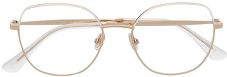Jimmy Choo Round-Frame Glasses