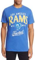 Junk Food Clothing Rams Kickoff Crewneck Short Sleeve Tee