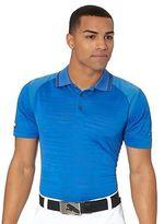 Puma Jacquard Cresting Golf Polo Shirt
